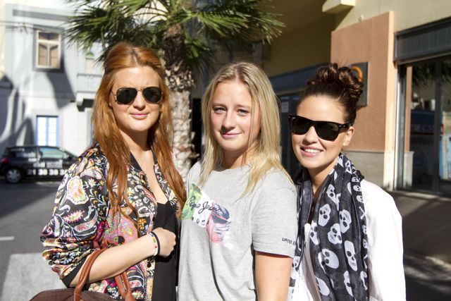 Škola angličtiny EC Malta, studenti školy na výletě lodí
