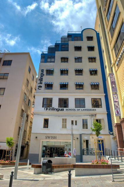 Škola angličtiny inlingua Malta, budova školy
