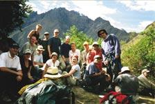 Škola španělštiny Latin Immersion Argentina, studenti školy na výletě