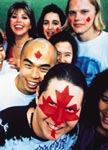 Škola francouzštiny LSC Montreal, studenti školy