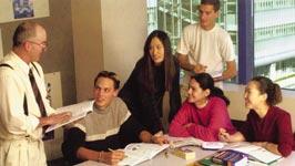Škola francouzštiny LSC Montreal, výuka