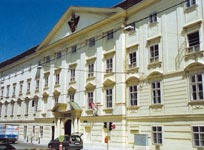 Škola němčiny Actilingua Summer School Vídeň, budova školy