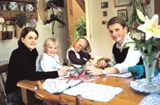 Škola angličtiny Centre of English Studies, Dublin, studenti v hostitelské rodině
