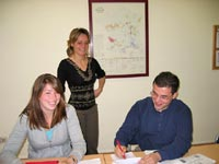 Škola francouzštiny Institut Linguistique Adenet, Montpellier, výuka