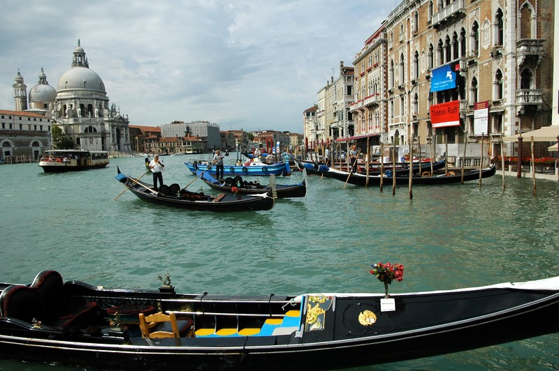 Slavné Benátky