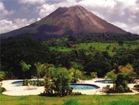 Krajina v Kostarice