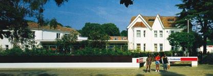Škola angličtiny Anglo-Continental Bournemouth, budova školy