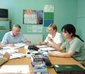Škola angličtiny Kingsway English Centre, výuka