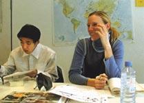 Škola němčiny BWS Germanlingua, výuka