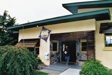 Škola angličtiny ABC, Nový Zéland, budova školy