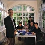 Škola angličtiny Languages International, studenti školy ve třídě