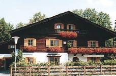 Škola němčiny DIT Kitzbühel, školní pension
