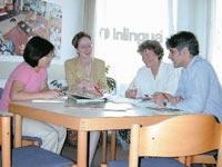 Škola němčiny inlingua, výuka