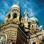 Památky v Sankt Petěrburgu