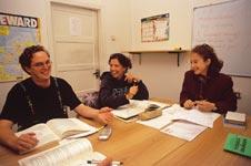 Škola ruštiny Liden and Denz, výuka