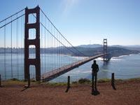 Golden Bridge, San Francisco