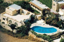 Areal školy BELS Gozo
