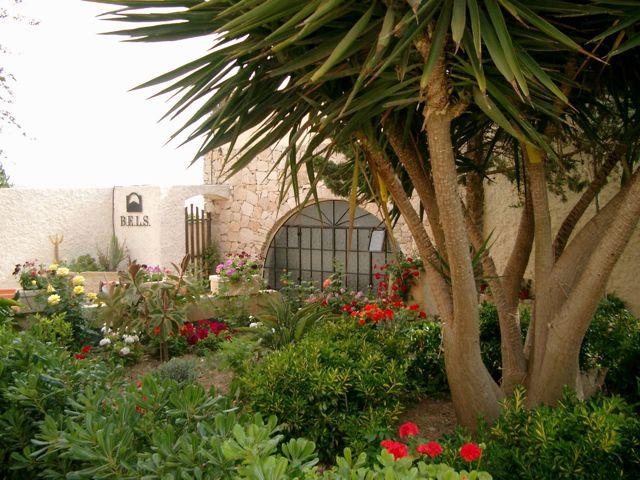 Zahrada školy BELS Gozo