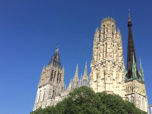 Katedrála v Rouen