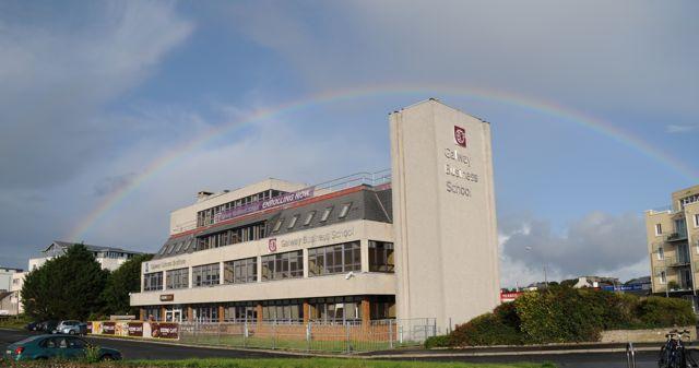 Budova školy GCI