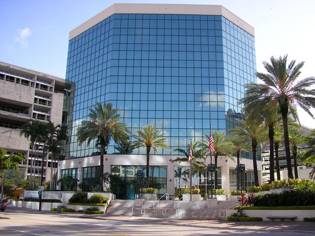 Budova školy TLA, Fort Lauderdale