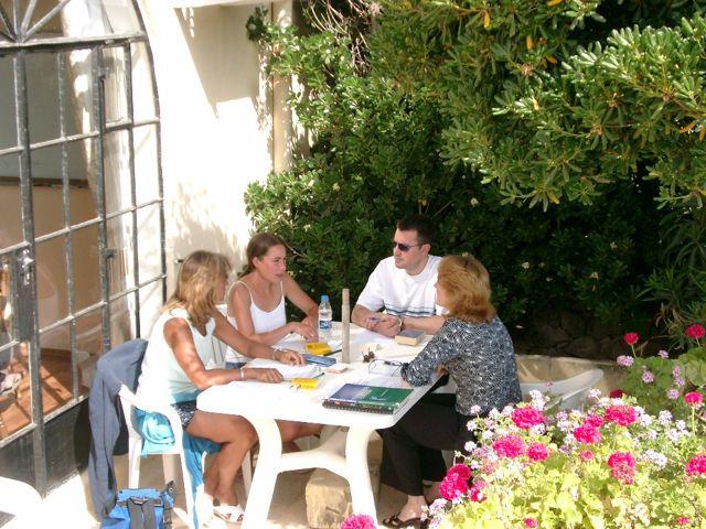 Studenti školy BELS Gozo