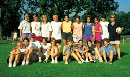 Škola němčiny Dialoge - Bodensee Sprachschule, sportovní aktivity studentů