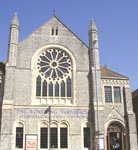 Kostel ve Worthingu