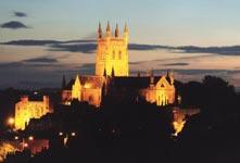 Katedrála, Worcester